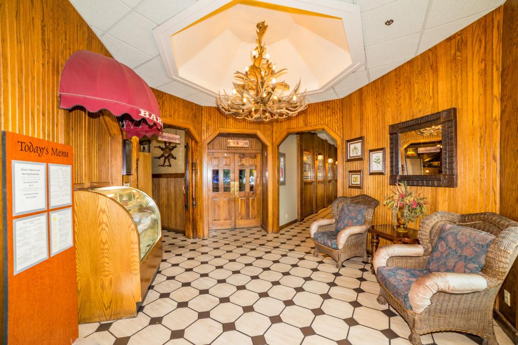 Grand Vista Hotel Restaurant Lobby Grand Junction CO